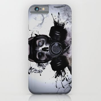 Zombie Warrior iPhone & iPod Case by Nicklas Gustafsson   Society6