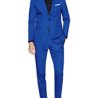 Cobalt Two Piece Suit