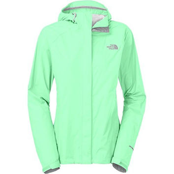 The North Face Venture Jacket Womens Surf Green XXL