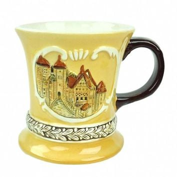 Engraved Rothenburg Ceramic Mug