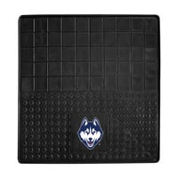 Connecticut Huskies NCAA Vinyl Cargo Mat (31x31)