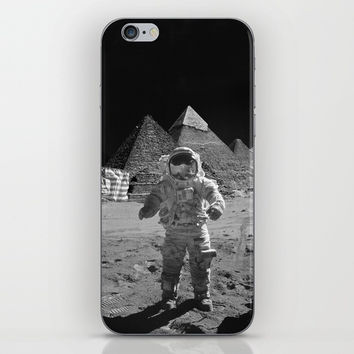 Conspiracies iPhone & iPod Skin by Nayers