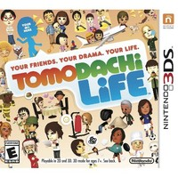 Tomadachi Life for Nintendo 3DS