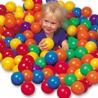 My Balls 100 Fun Ballz Ball Pit Balls - Kids Love 'Em!