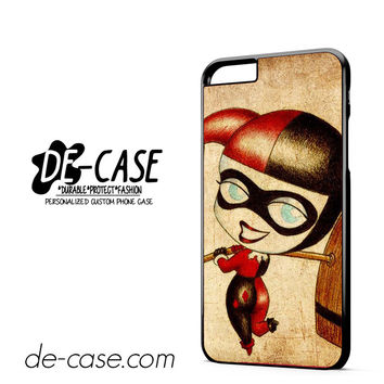 Harley Quinn And Joker Art Couple Case Device 2 DEAL-5070 Apple Phonecase Cover For Iphone 6/ 6S Plus