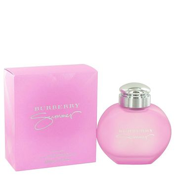 Burberry Summer Eau De Toilette Spray (2013) By Burberry For Women