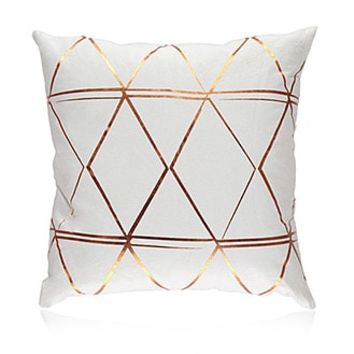 Geo Decorative Pillow