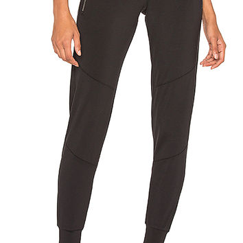 lukka lux Singled Out Jogger II in Black Onyx | REVOLVE