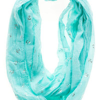 SEAFORD ANCHOR SCARF