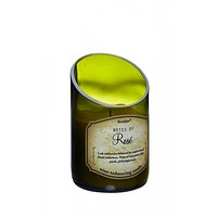 Rose Wine Scented Candle