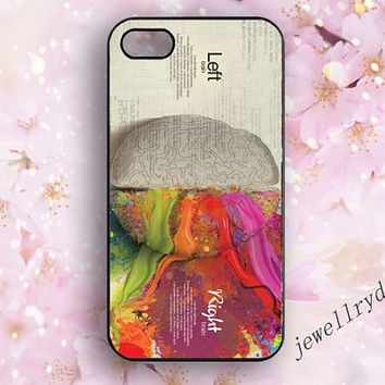 Left brain and right brain samsung galaxy s5 case,Analytic Free spirit artist science iphone 5/5s case,iphone 4/4s case,galaxy s3 s4 case