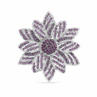Bling Jewelry Shades of Violet Pin
