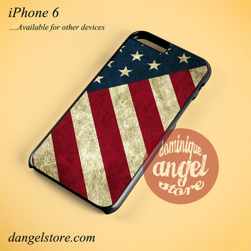 Amercan Flag Phone case for iPhone 6 and another iPhone devices