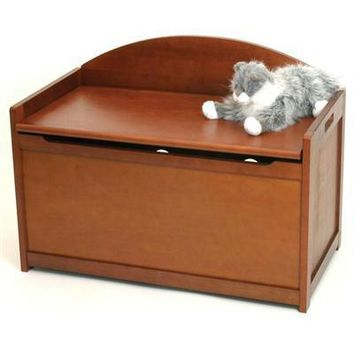Childs Toy Chest Cherry