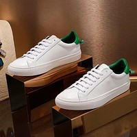 Givenchy Woman Men Fashion Casual Leather Old Skool Flats Shoes