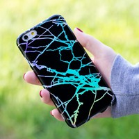 Hologram Marble iPhone Case 17