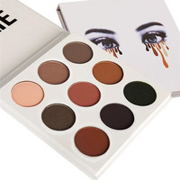 9 Colors Colourpop Naked Make Up Eyeshadow Pallete Maquiagem Brand Kyshadow Paleta De Sombras Matte Nude Eye Shadow Palette S103