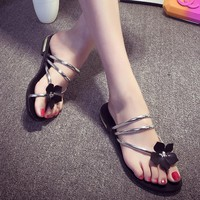 Women Shoes Sandals Comfort Sandals Summer Flip Flops 2016 Fashion High Quality Flats Sandals Gladiator Sandalias Mujer HY-1506