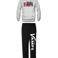 the vamps hoodie and sweatpants matching hoodies and sweatpants
