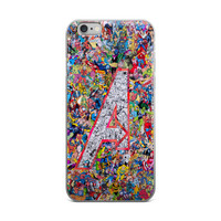 The Avengers Collage iPhone 6/6s 6 Plus/6s Plus Case