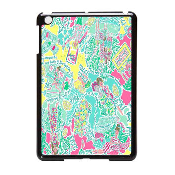 Lilly Pulitzer  In The Beginning iPad Mini Case