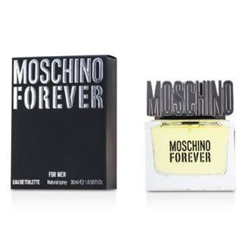Moschino Forever Eau De Toilette Spray Men's Fragrance