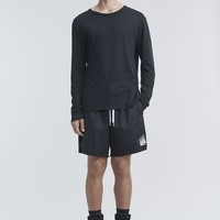 Alexander Wang CLASSIC LONG SLEEVE TEE Long Sleeve t Shirt |Official Site