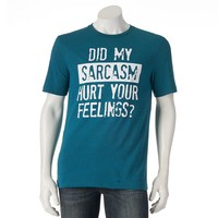 'Did My Sarcasm Hurt Your Feelings?'' Tee