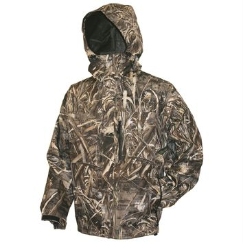 Frogg Toggs ToadRage Camo Jacket Realtree Max 5 HD - Large