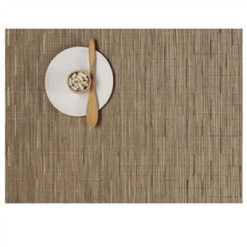 Chilewich Bamboo Rectangular Placemat | Camel