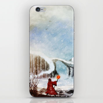 The North iPhone & iPod Skin by Moonlit Emporium