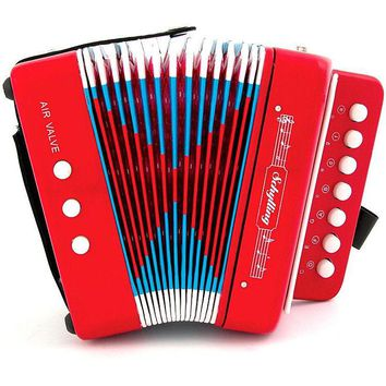 Schylling Little Red Retro Accordion