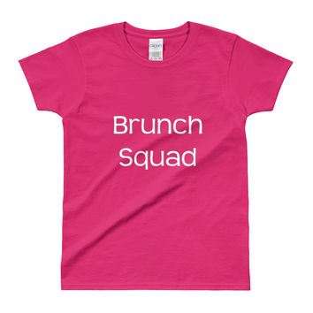 Brunch Squad Ladies' T-shirt
