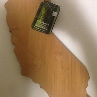 Totally Bamboo California Cutting And Serving Board