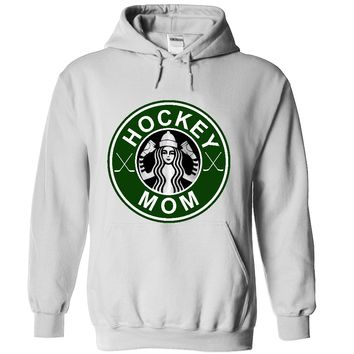 AWESOME HOCKEY MOM TEE