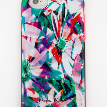iPhone 6 Flora Tropica Hardshell Case