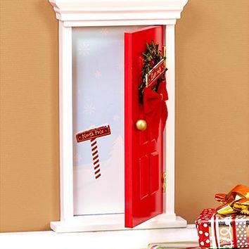 Santa's Elves' Enchanted Door