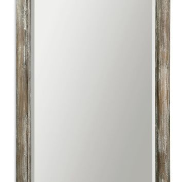 Valcellina Wooden Leaner Mirror by Uttermost