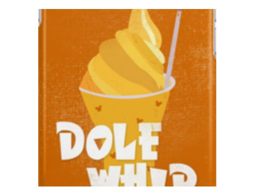 Dole Whip iPhone Cases & Skins