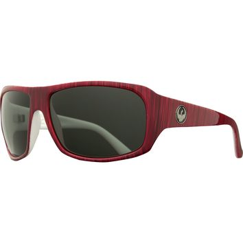 Dragon Brigade Sunglasses Crimson Grain/Grey (85), One