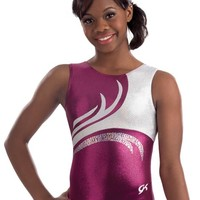 Sangria & Sequinz Gymnastics Leotard from GK Elite