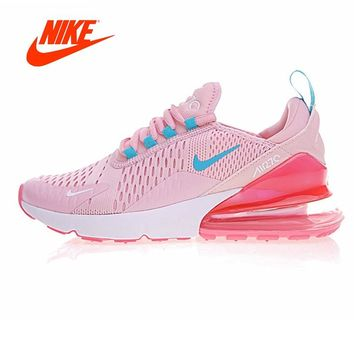 Original New Arrival Authentic Nike MAX 270 Women's Running Shoes Shock Absorption Non-slip Lightweight Sneakers Outdoor
