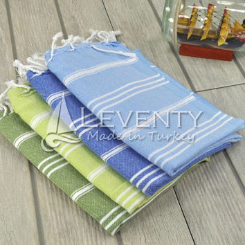 Peshkir Towel Set of 4 Easter Towels Dish Towel Kitchen Textiles Hand Dryers Handtuch Reusable Towel Cotton Dishcloth Foot Towel French Hand