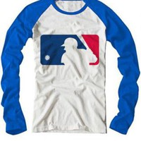 Cute MLB Baseball Tee T-shirt