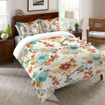 Nature's Palette Duvet Cover