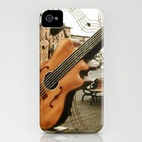 Guitar Sculpture iPhone Case by Suzanne Kurilla   Society6