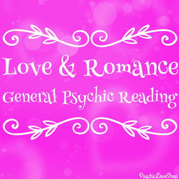 Love & Romance General Psychic Reading, Love Reading, General Love Reading in-depth and accurate, email or etsy convo reading