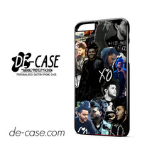 Drake X The Weeknd Collage DEAL-3707 Apple Phonecase Cover For Iphone 6/ 6S Plus