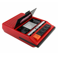 iRecorder - Retro Cassette Player Styled Portable Speaker For iPhone