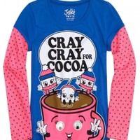 Cocoa Graphic 2fer Tee | Girls Graphic Tees Clothes | Shop Justice